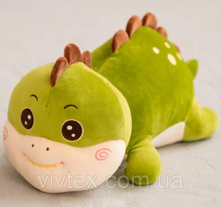 Плед детский + игрушка динозаврик подушка 3в1 оптом