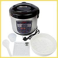 Мультиварка Grant CN 202 с функцией пароварки йогуртницы рисоварка 12 программ для приготовления каш