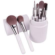 Набір професійних кистей Xiaomi DUcare Makeup brush set 8 (JDUcare8)