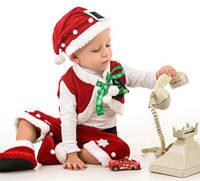 Костюмы для детей на Новый Год