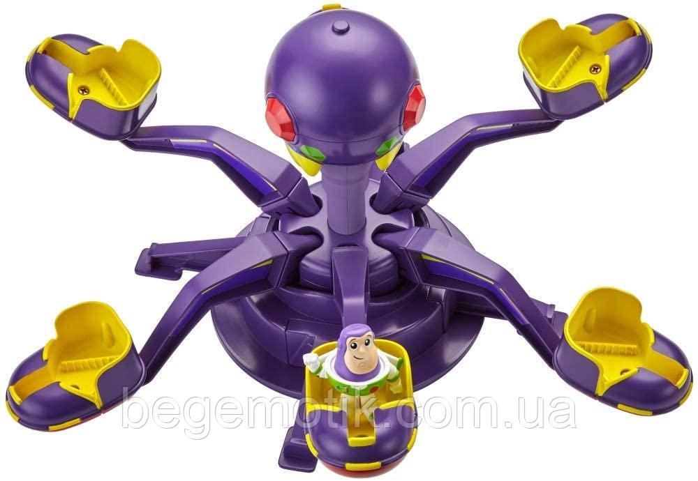 Disney Toy Story 4 История игрушек 4 Игровой набор аттракцион осьминог GDG00 Terrorantulus minis Playset