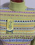 Стильные красивые турецкие шерстяные свитера, гольфы, водолазки, фото 2