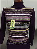 Стильные красивые турецкие шерстяные свитера, гольфы, водолазки, фото 4
