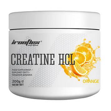 Креатин гидрохлорид IronFlex Creatine HCL (200 g)