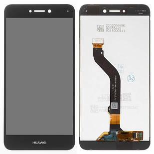 Модуль Huawei P8 Lite 2017 черный High Copy