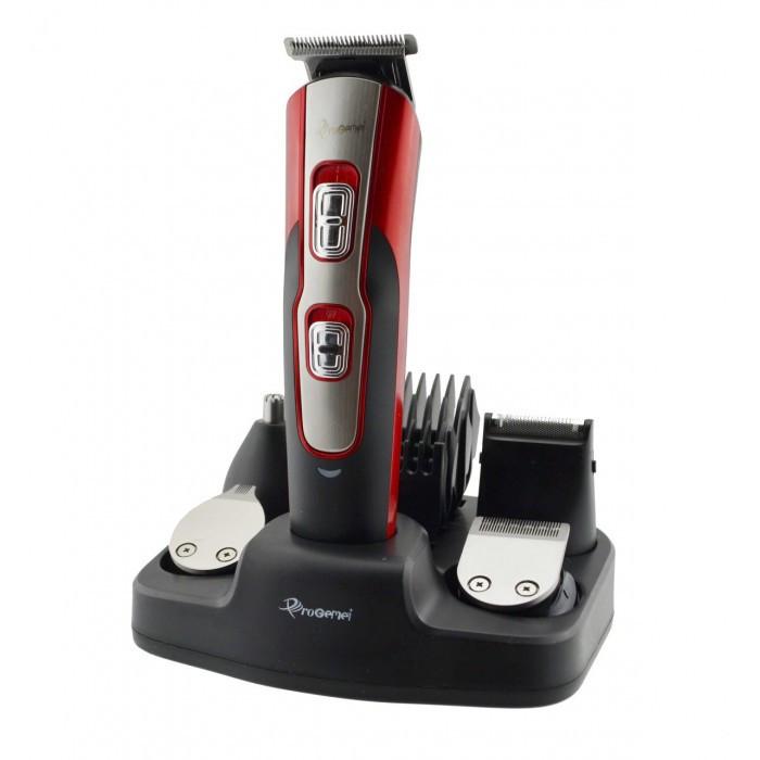 Профессиональная машинка для стрижки Gemei GM592 10 в 1 (oiu9217)