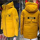 Зимняя Женская Парка Куртка Visdeer Утеплитель Тинсулейт Фабрика Китай Размеры M, XXL, фото 4