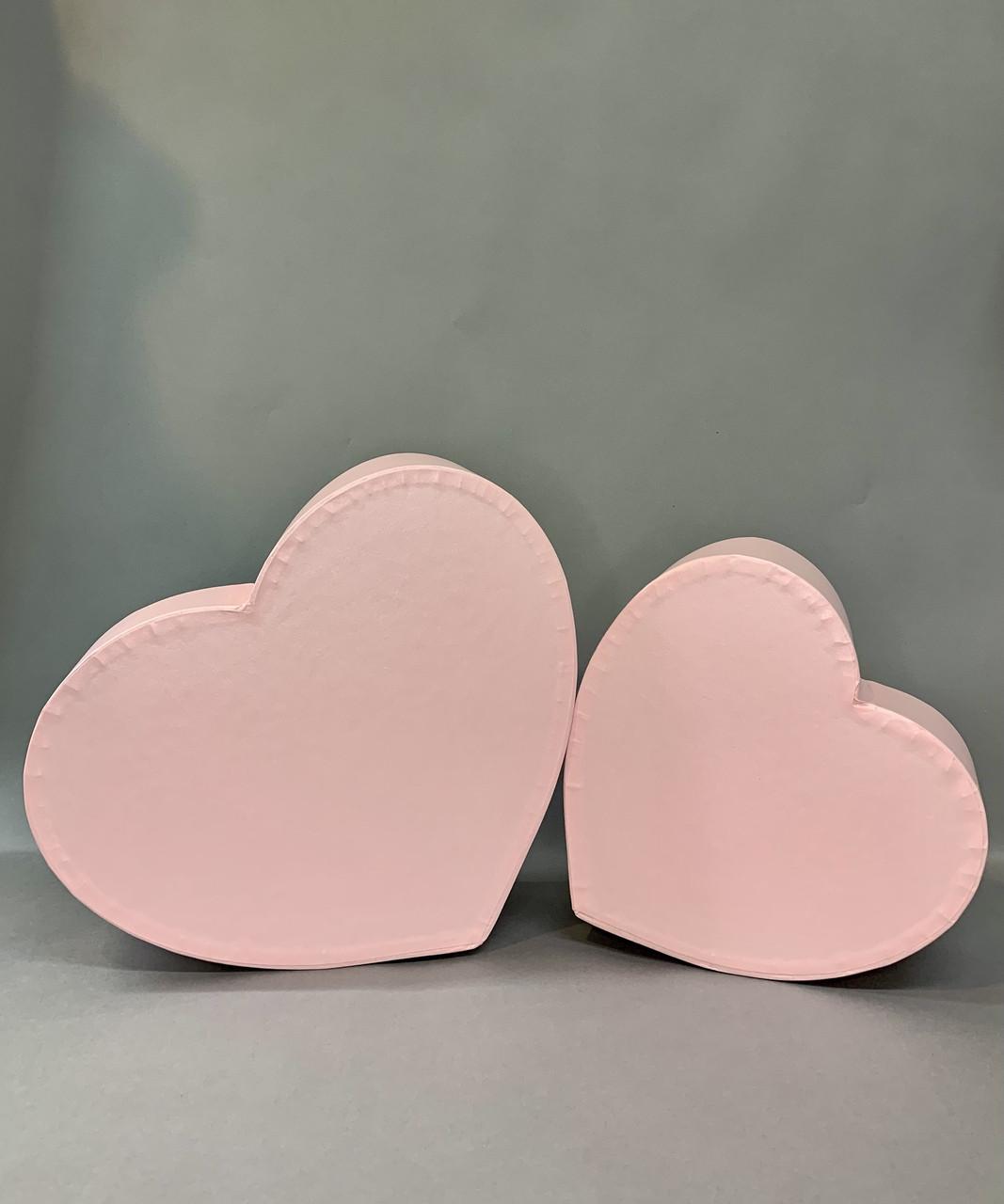 Сердце МАЛЕНЬКОЕ без кр.(Св.розовый перламутр)