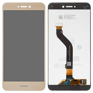 Модуль Huawei P8 Lite 2017 золотистый High Copy