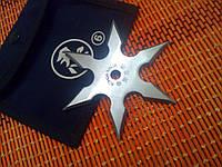 Сюрикен - звезда метательная 6