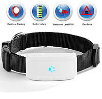 Ошейник с GPS трекером для собак и кошек TK911 - GPS ошейник TKSTAR - ошейник для собак c gps