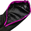 Сумка – пояс Run для бега на 2 кармана Фиолетовый (HJkhwd59), фото 3