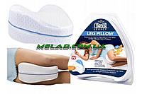 Подушка ортопедическая для ног Contour Leg Pillow (TM-114) (40)