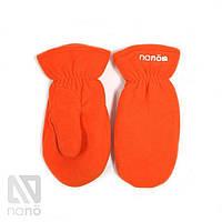 Рукавицы флисовые Orange  NANO