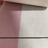 Постільна білизна Двоспальний розмір, простирадло на гумці 160х200+20см., фото 3