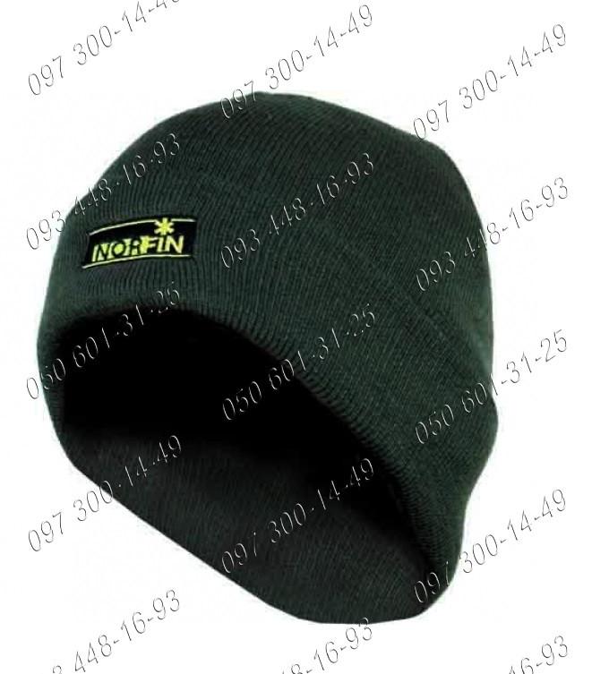 Вязанная акриловая Шапка Norfin Classic Одежда для рыбалки Зимняя шапка для рыбалки Мужские шапки
