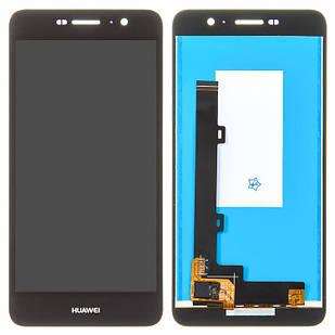 Модуль Huawei Y6 Pro черный Original