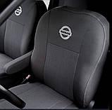 Авточехлы Prestige на Nissan Note,Ниссан Ноут модельный комплект, фото 3