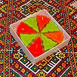 Новогодний набор восковых чайных свечей Ёлочка (8шт.), фото 4