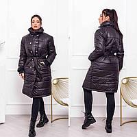 Женское зимнее  пальто, фото 1