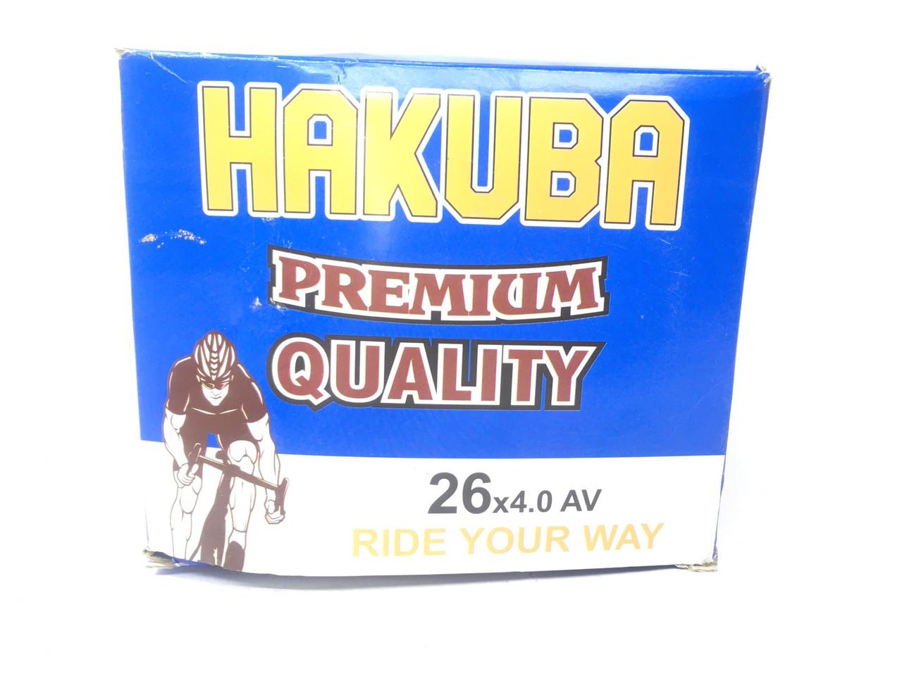 Камера на фэтбайк FatBike Hakuba 26 x 4.0 AV