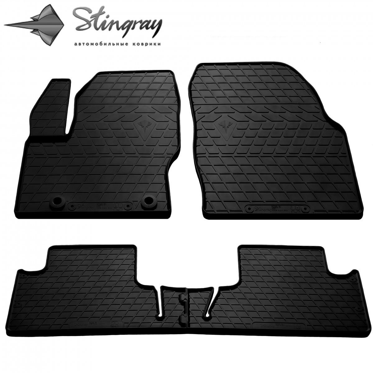 Автомобильные коврики Ford Focus C-Max 2011- Комплект из 4-х ковриков Stingray