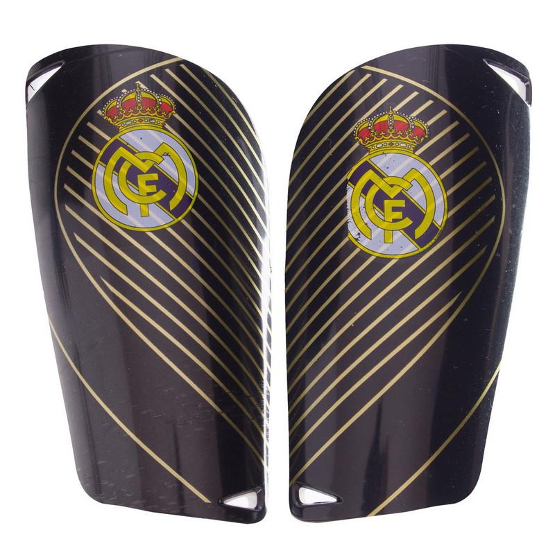 Щитки футбольные REAL MADRID FB-6850 размер M