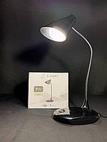 Настільна світлодіодна лампа 5 ват біла, фото 1