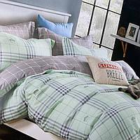 Постельное белье Двуспальный размер, простынь на резинке 160х200+20см. | Комплект постельного белья Фланель.