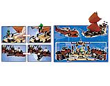 """Детский конструктор JVToy 26002 """"ПАРУСНИК ДЖАББЫ"""" серия ЗВЕЗДНЫЕ ПРИКЛЮЧЕНИЯ понравится всем маленьким, фото 2"""