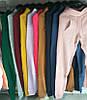 Вязаные теплые штаны женские 42-44 (в расцветках), фото 10