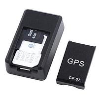 GPS трекер JustAuto GF-07 автономный мини маячок