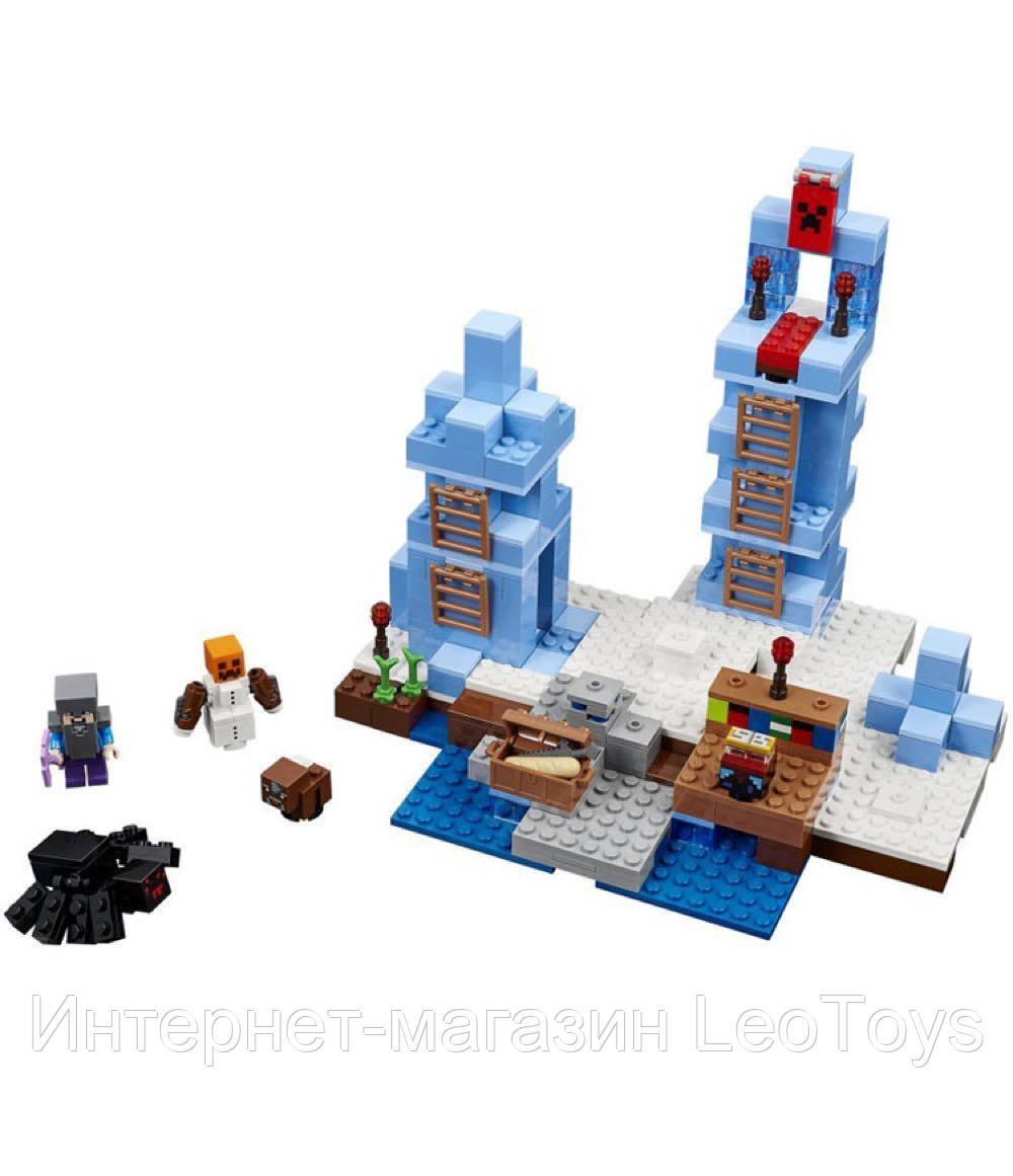 Конструктор Lepin 18025 Ледяные шипы