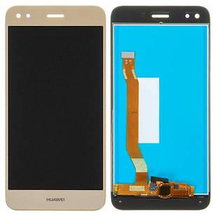 Модуль Huawei Nova Lite 2017 золотистый Original