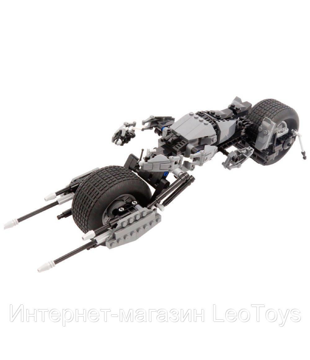 Конструктор Lepin 07061 Мотоцикл Бэтмена