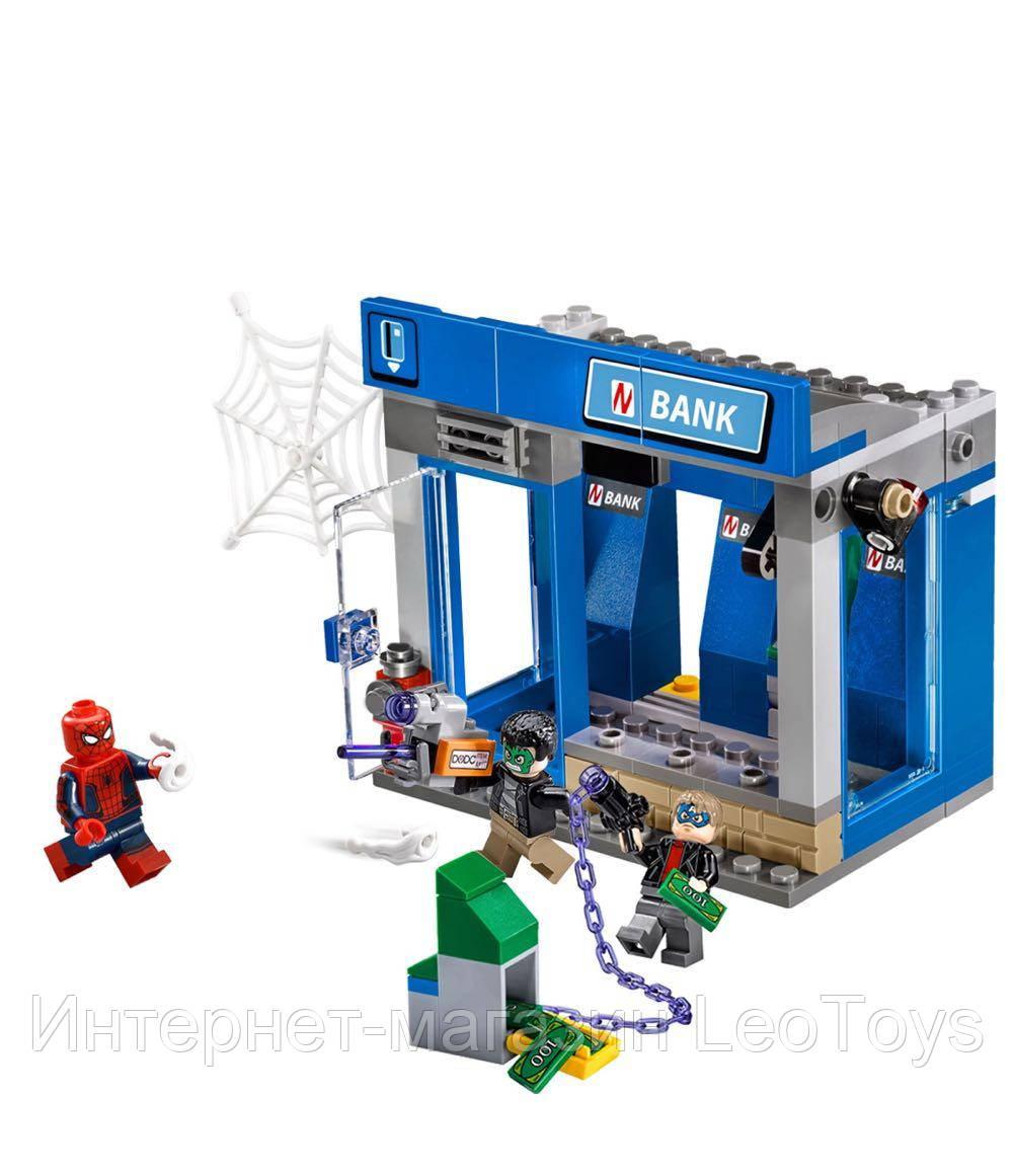Конструктор Lepin 07089 Пограбування банкомату