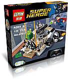 Конструктор Lepin 07017 Бэтмен против Супермена: Битва супергероев, фото 2