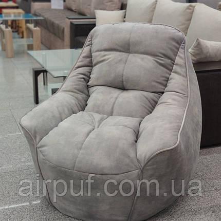 Кресло Мешок Президент Босс BOSS (ткань Велюр), фото 2