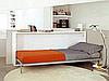 Шкаф-кровать-трансформер горизонтальная в детскую комнату