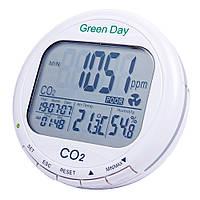 Анализатор СО2 AZ-7788 (Монитор/ термогигрометр-контроллер)