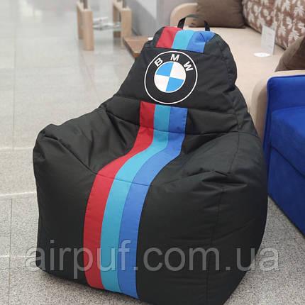 """Кресло-мешок """"Ferrari Sport"""" (ткань Оксфорд), размер XL, фото 2"""