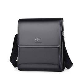 Мужская сумка-барсетка Kangaroo через плечо черная
