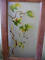 Художественная роспись для кухонных фасадов