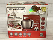 Кухонний тістоміс міксер планетарний Royalty Line 1600 Вт, фото 8