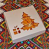 Новорічний набір чайних свічок воскових Ялинка (15шт.), фото 6