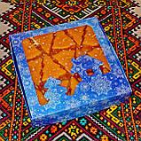 Новогодний набор восковых чайных свечей Ёлочка (15шт.), фото 7