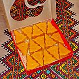 Новорічний набір чайних свічок воскових Ялинка (15шт.), фото 5