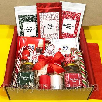 Новогодний подарочный набор New Year Box L