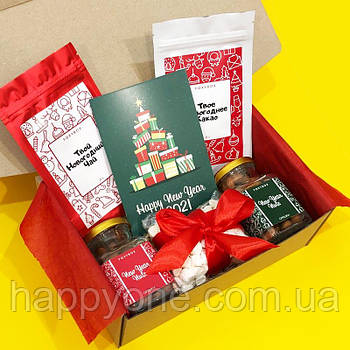 Новогодний подарочный набор New Year Box M