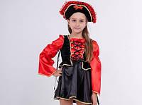 Детский карнавальный костюм Пиратки, фото 1